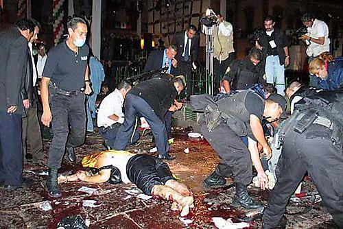 Blood fiestas patrias