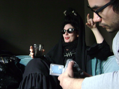 Diane pernet mexico city