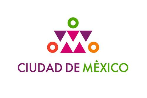 Mexico city tourism logo