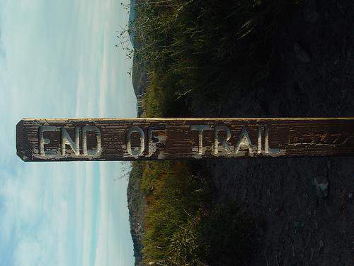 End of trail tijuana