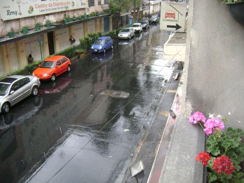 Rain calle lopez