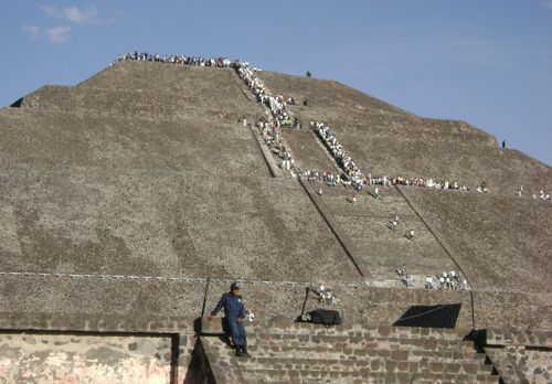 Police teotihuacan
