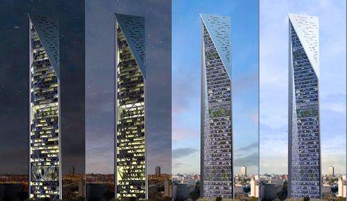Reforma building new