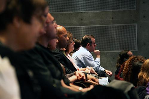 Audience talk