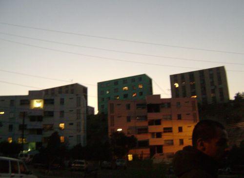 Slums of tijuana