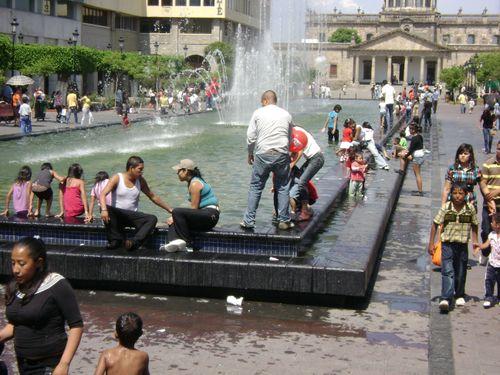 Fountains guadalajara