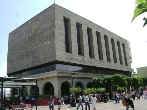 Guadalajara architecture