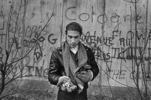 Berlin Wall NYT reader photo