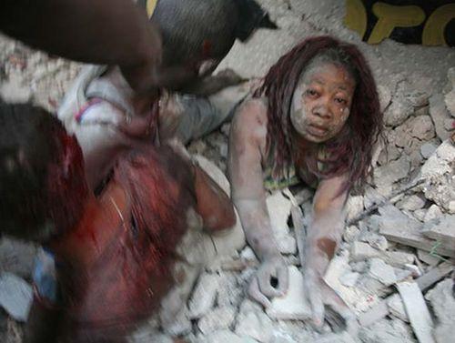 Haiti earthquake disaster