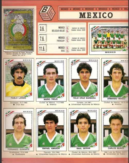 Panini-mexico-86