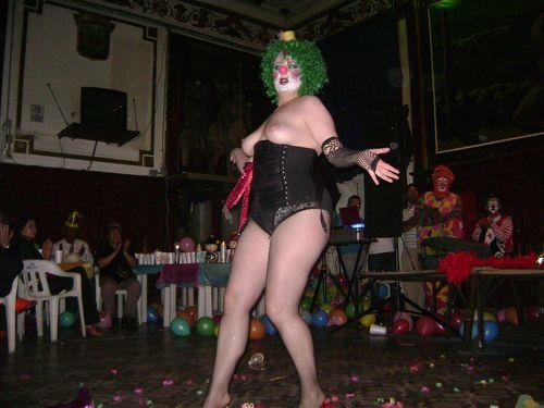 Burlesque mexico city