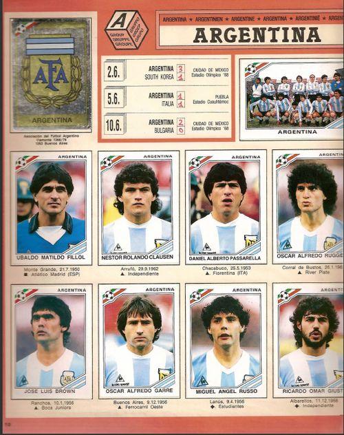 Panini-argentina-88