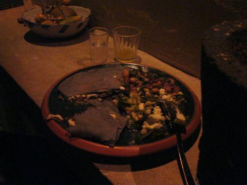 Bosforo quesadilla