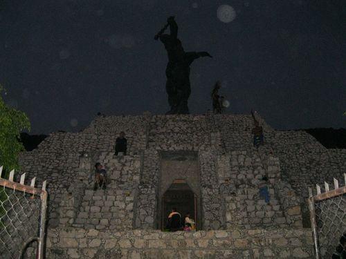 Pyramid ixcateopan