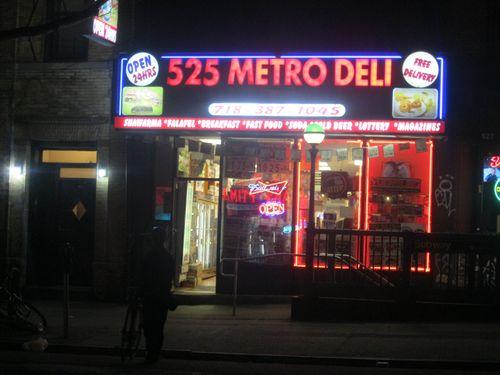 Metro deli