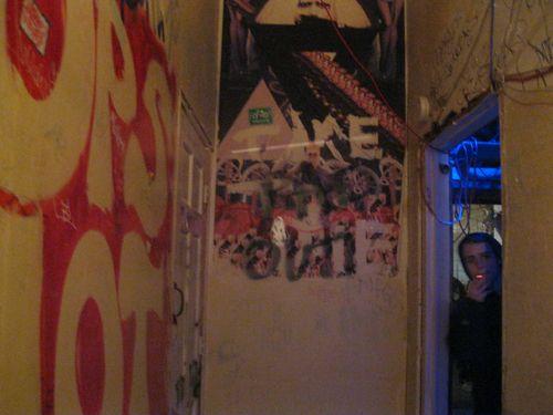 Punk house bushwick