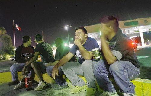 Migrants latimes