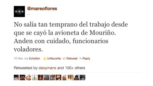 Tweet arrest blake mora mexico
