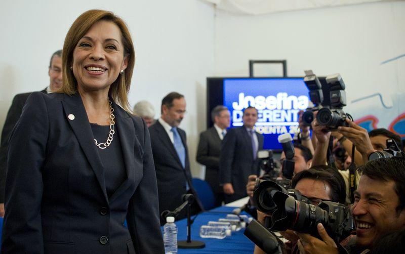 Josefina vazquez mota campaign