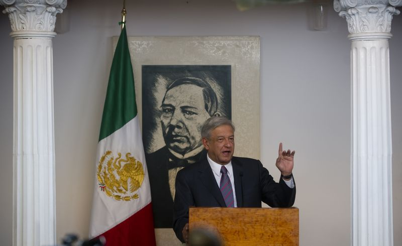 Andres manuel lopez obrador press conference
