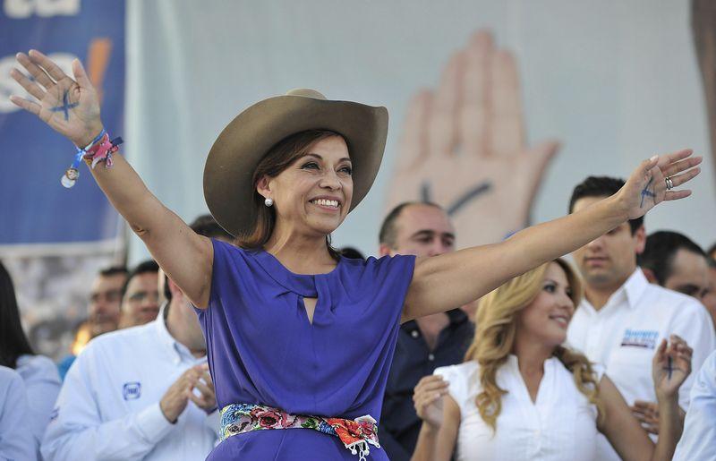 Josefina vazquez mota monterrey