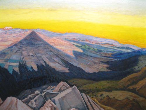 Dr atl mexico painter landscape daniel hernandez la times