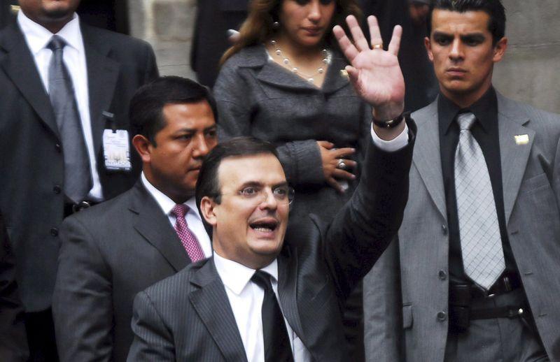 Marcelo ebrard mayor mexico city