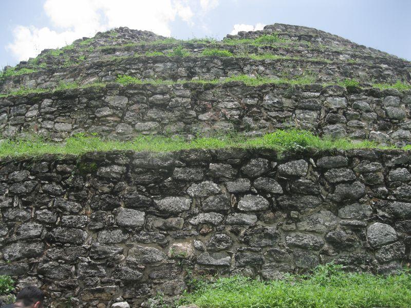 Pyramid izamal 3