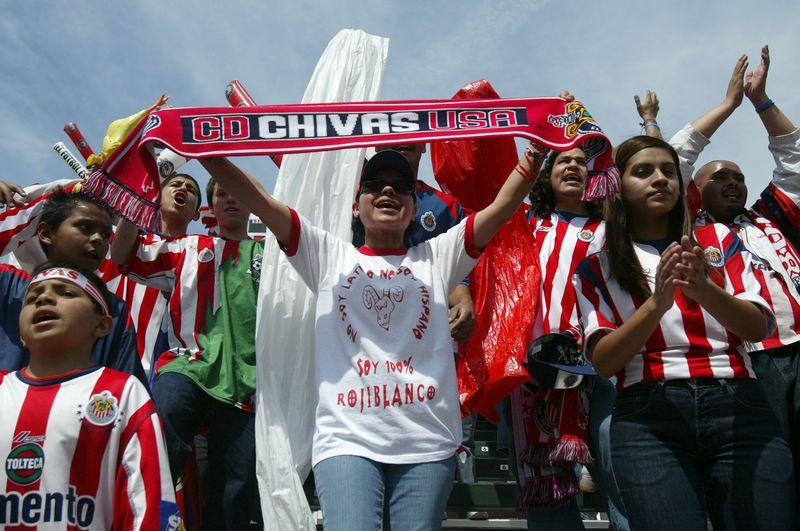 Chivas usa fans gary friedman