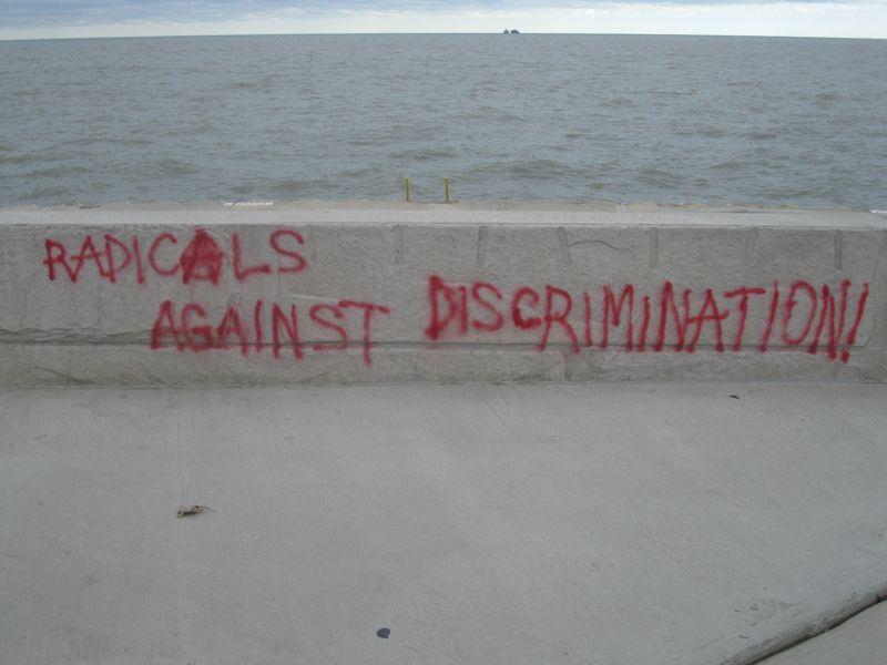 Radicals against discrimination