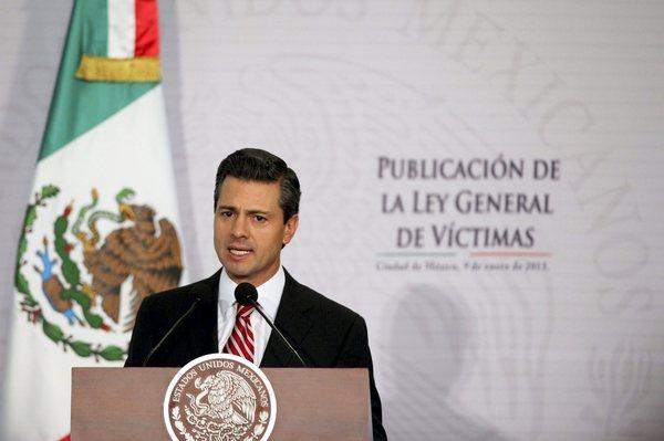 Epn la laguna violence mexico drug war