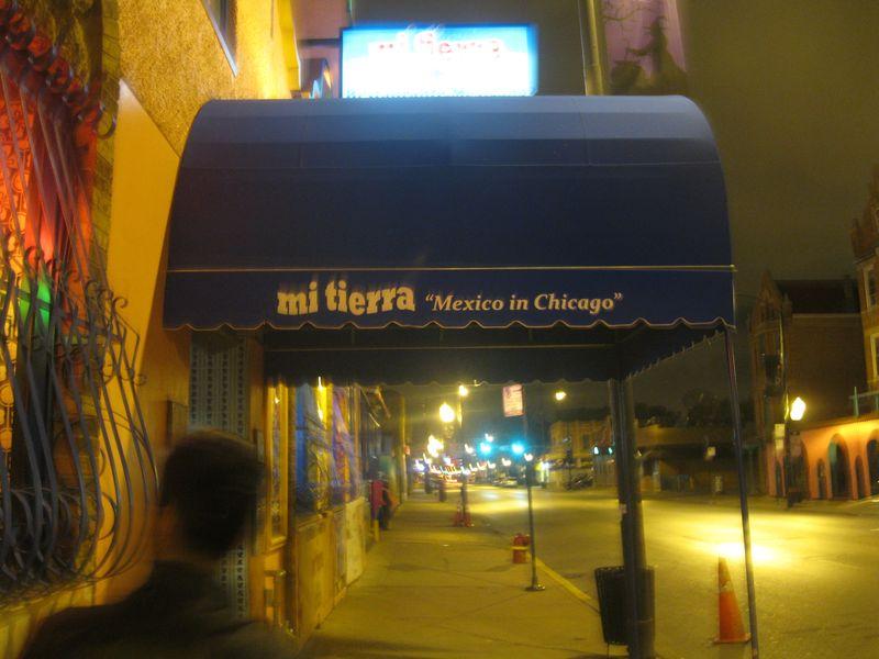 Mexico en chicago