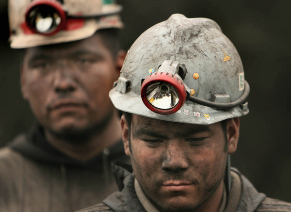 Missing miners pasta de conchos