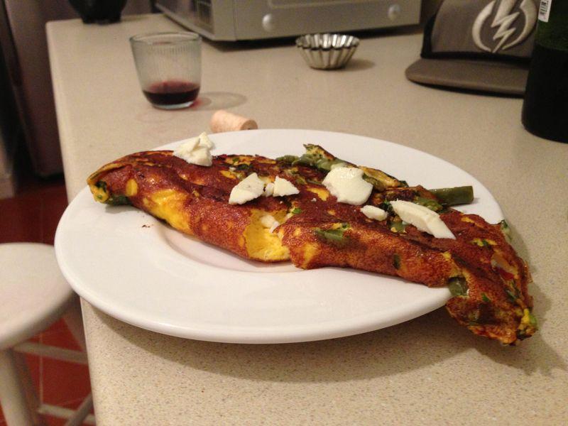 Tortilla espanol azteca