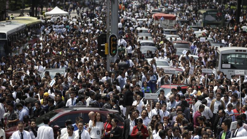 Mexicocityquake